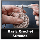 Crochet Stitches Basic icon