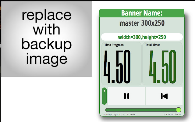 Banner Control - Dev