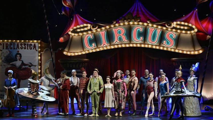 'Circlassica' es capaz de mezclar la espectacularidad que piden las nuevas generaciones con la elegancia el circo clásico.