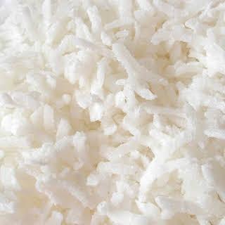 Coconut Rice Pudding.