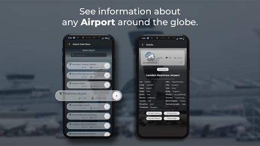 Flight tracker:flight status & flight radar screenshot 2