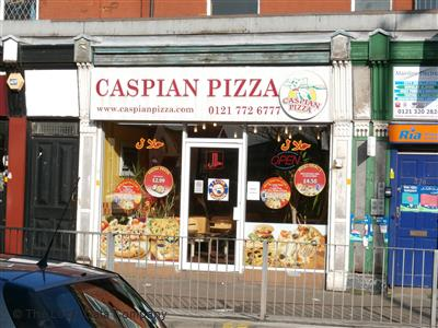 Caspian Pizza On Coventry Road Pizza Takeaway In City