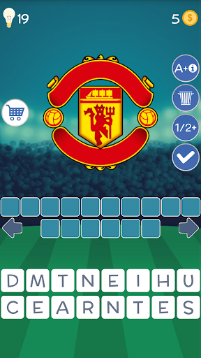 Soccer Clubs Logo Quiz Screenshot