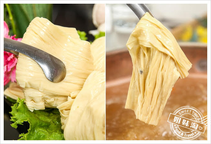 蒙娜麗莎海鮮鍋物鮮腐竹