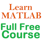 Learn matlab free video course