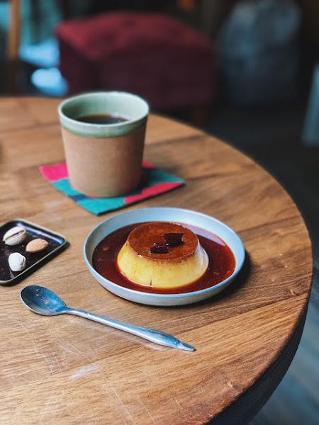 幻猻家珈琲Pallas Cafe|自製咖哩飯、焦糖布丁與咖啡