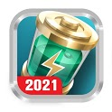 Fast charger pro: battery saving & speed up icon