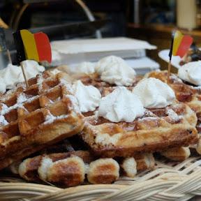 ブリュッセルの本命ワッフル、ベルギー最古の焼き菓子店「メゾン・ダンドワ」