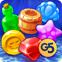 Pirates & Pearls: A Treasure Matching Puzzle icon