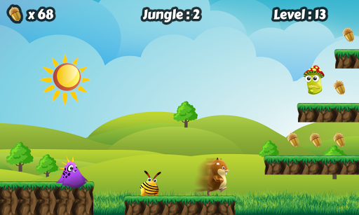 Jungle Hamster Saga