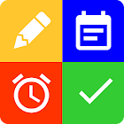 Scheduler. Task list. Reminders icon