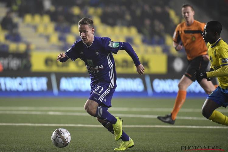Anderlecht prend trois jeunes en stage, un espoir devrait être prêté