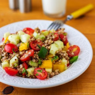 Buckwheat Salad Recipe