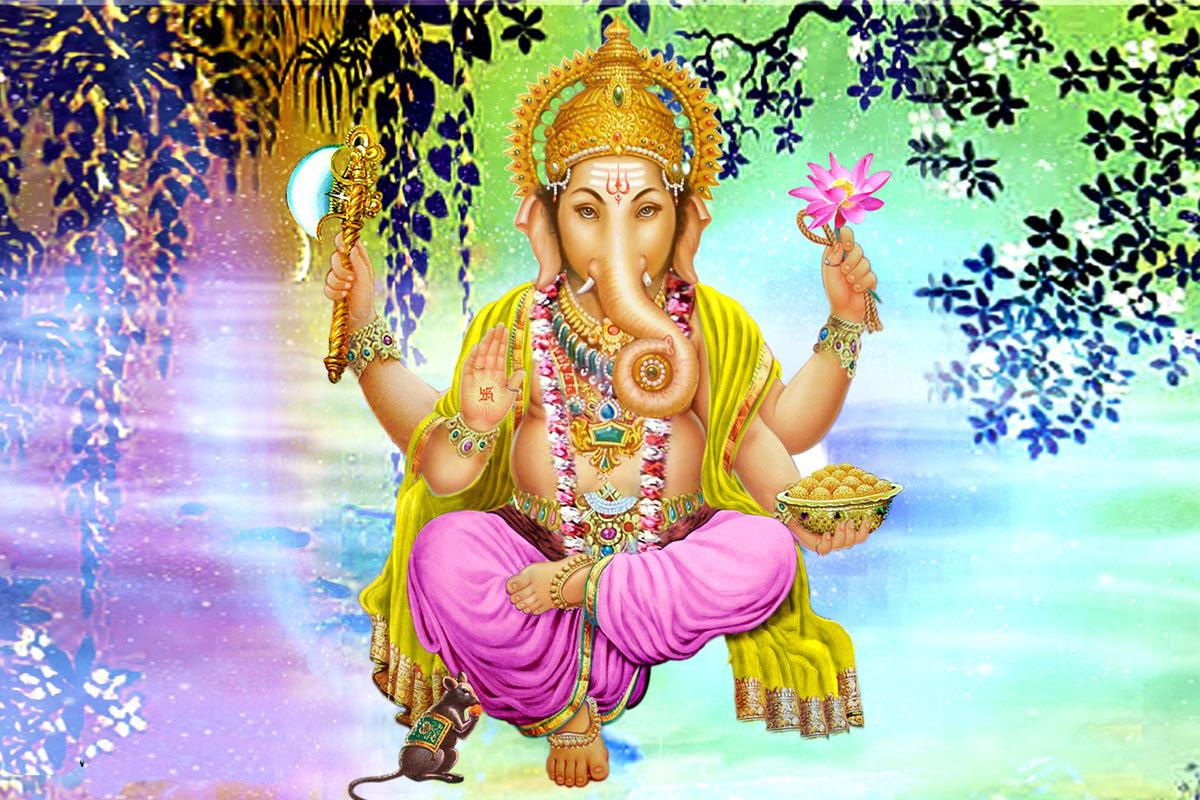 Hd wallpaper ganesh - Ganesha Hd Wallpapers Screenshot