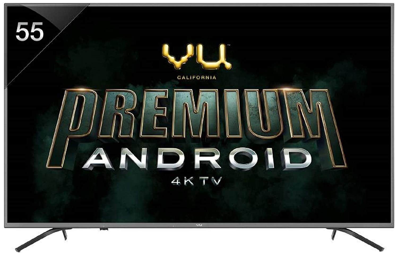 VU 55 Inch Smart LED TV