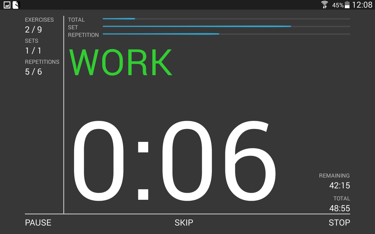 Rock Prodigy Timer- screenshot