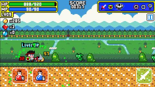 hero knight - action rpg screenshot 1
