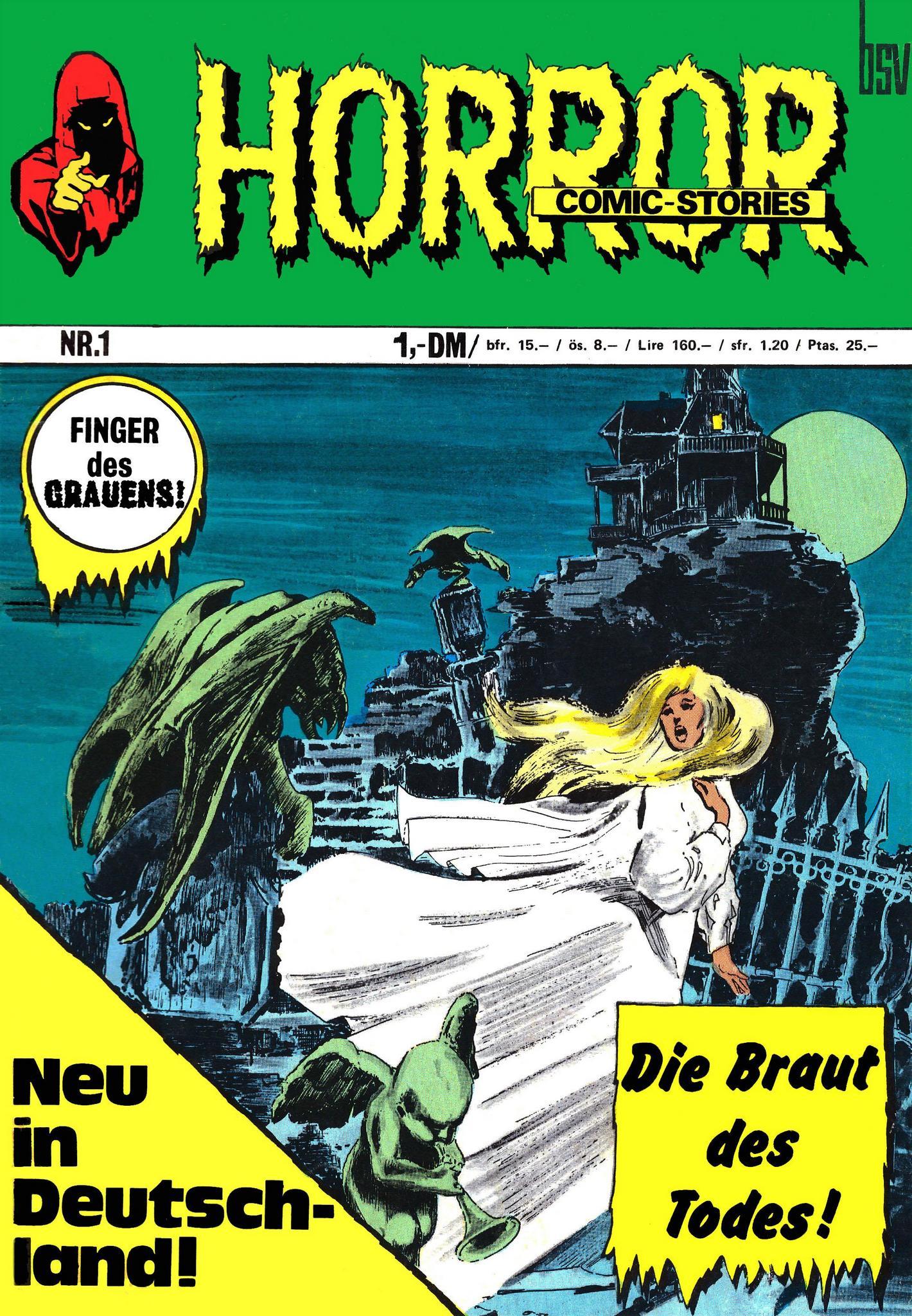 Horror (1972) - komplett