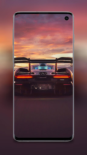 Sports Car Wallpaper - Lamborghini Wallpaper screenshots 4