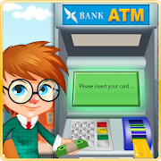 ATM Machine Simulator - Kids Shopping Game
