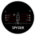 Spyder - theme for CarWebGuru launcher icon