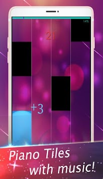 Piano Tiles Pink 9 apk screenshot