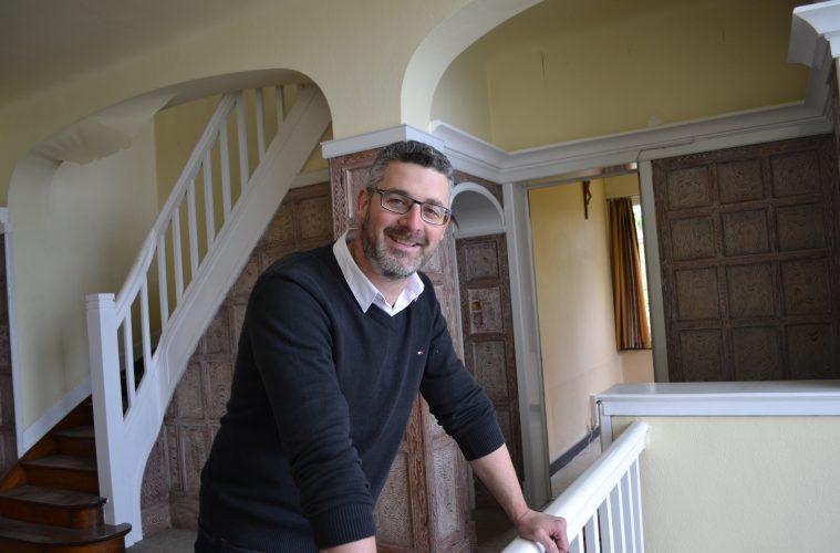 Directeurswoning omgebouwd voor horeca-beleving