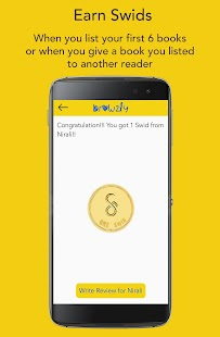 Browzly: Swap Books Read Free - náhled