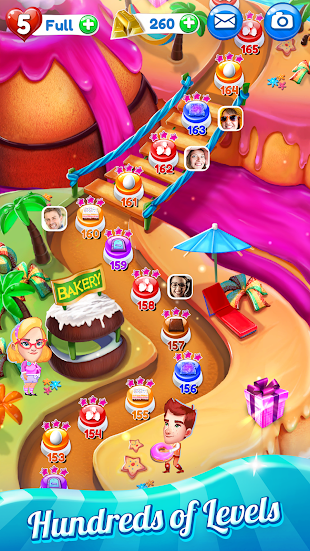 Crazy Cake Swap- screenshot thumbnail