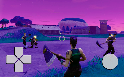 Battle Royale of Fortnite's Fighters APK screenshot thumbnail 1