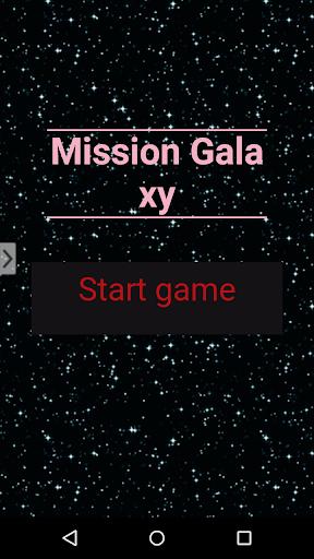 Mission Galaxy