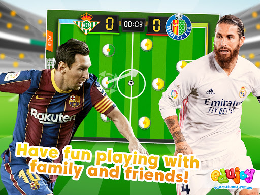 La Liga Educational games. Games for kids 6.3 screenshots 9
