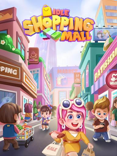Idle Shopping Mall screenshot 9