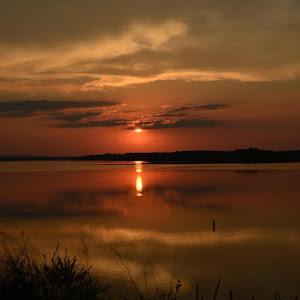 Transformed_Sunset wister lake 10 7 15.jpg