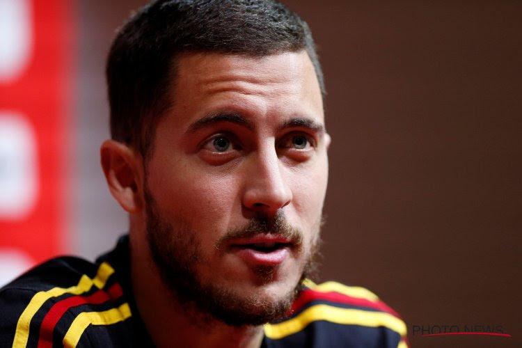 """Hazard envoie un message à Martinez: """"Si j'étais le coach..."""""""