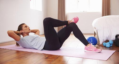 Postpartum fitness: Simple exercises for the first month