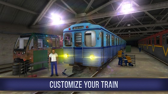 Subway Simulator 3D - náhled