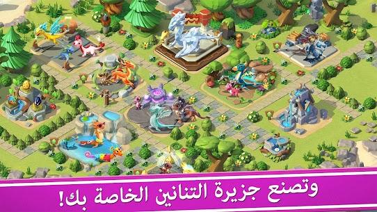 تحميل لعبة Dragon Mania Legends مهكرة للاندرويد [آخر اصدار] 5