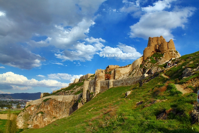Travel: Van in Eastern Turkey: The citadel of Van