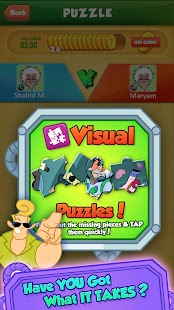 Brain Teasers & Buddies- screenshot thumbnail