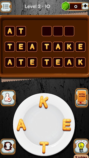 Mind Game - Word Connect Cookies Chef apkpoly screenshots 14
