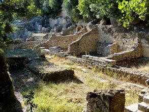 Photo: Butrint - Rooms of a Roman Villa