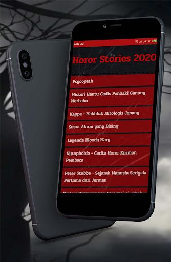 Cerita Horor 1.3 (Cerita Baru 2020) 1.2 screenshots 3