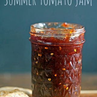 Summer Tomato Jam