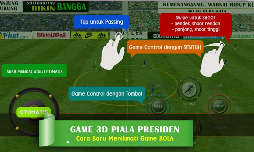 Duel Soccer - Virtual Piala Presiden 2018 3.0.4 screenshots 2