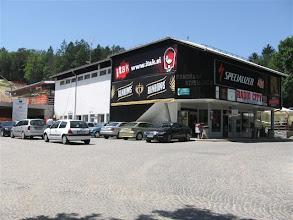 Photo: spodní stanice lanovky Maribor