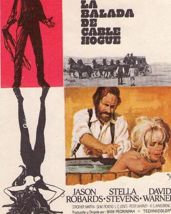 La balada de Cable Hogue (1970, Sam Peckinpah)