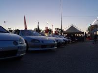 Honda Meet - Badger Karting