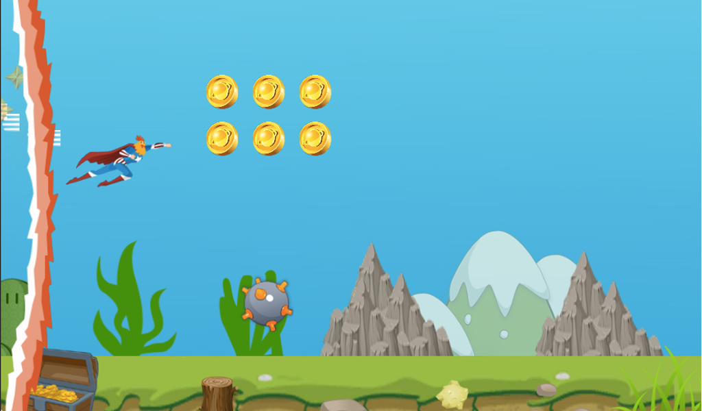 Super Chicken Ride - For Kids- screenshot