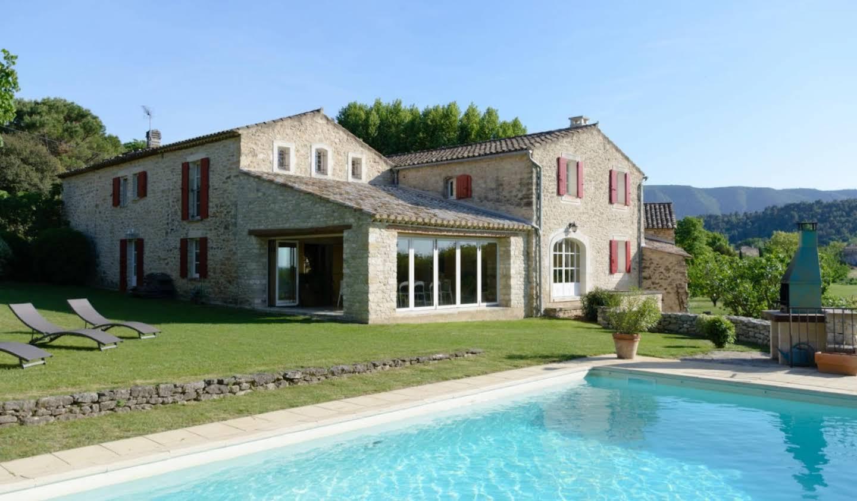 Maison avec terrasse Ménerbes